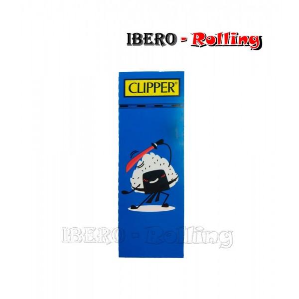 papel clipper azul 50 sushi 4
