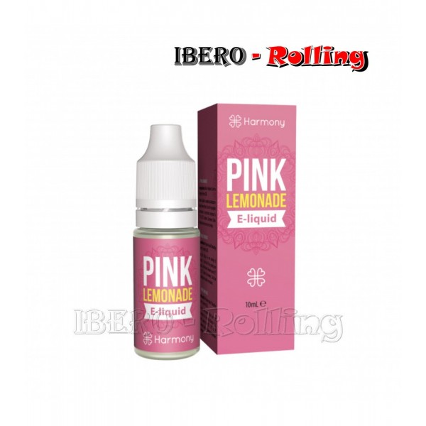 liquido harmony pink lemonade