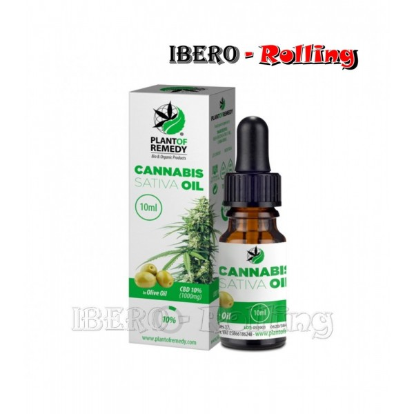 aceite plant of remedy oil 10%