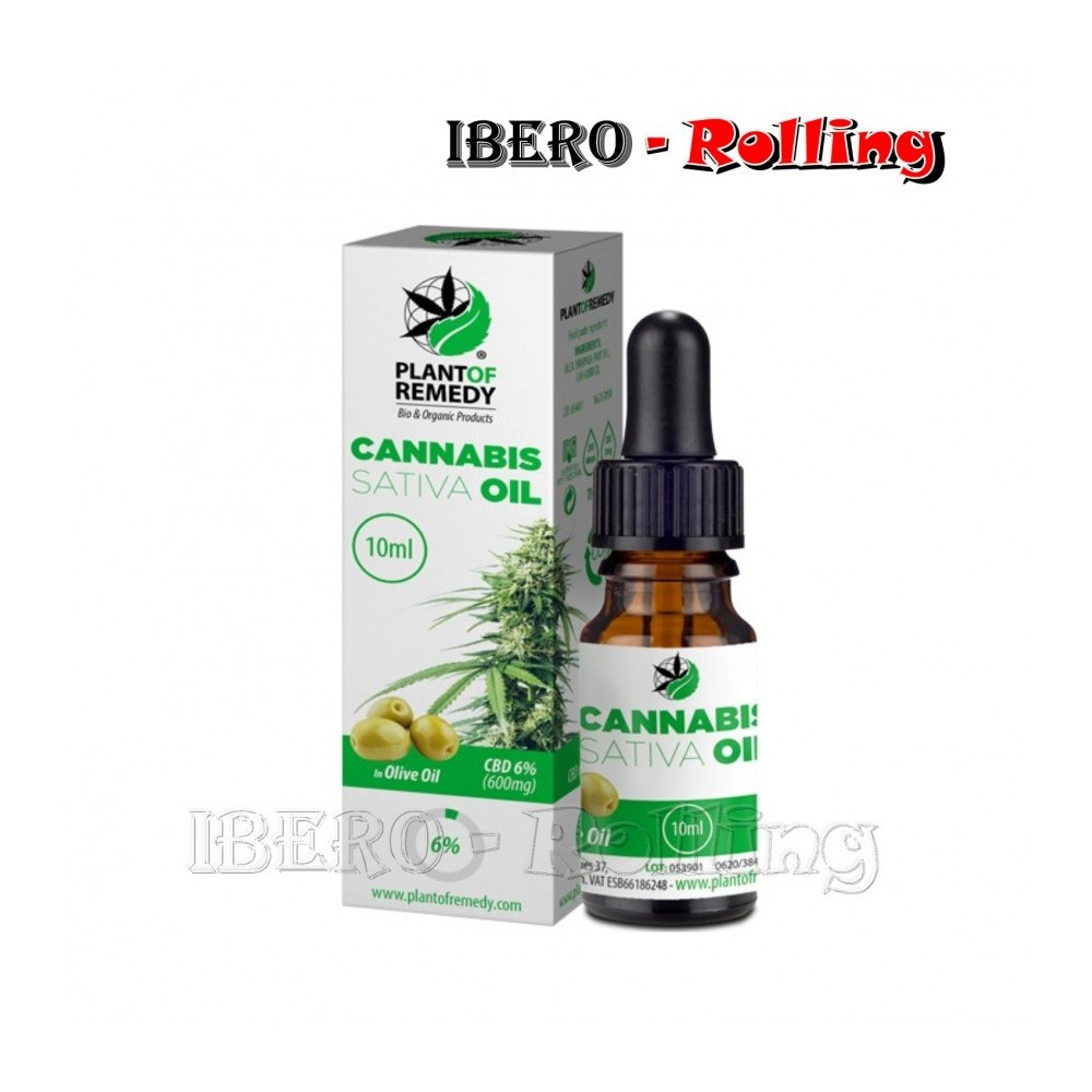 aceite plant of remedy oil 6%