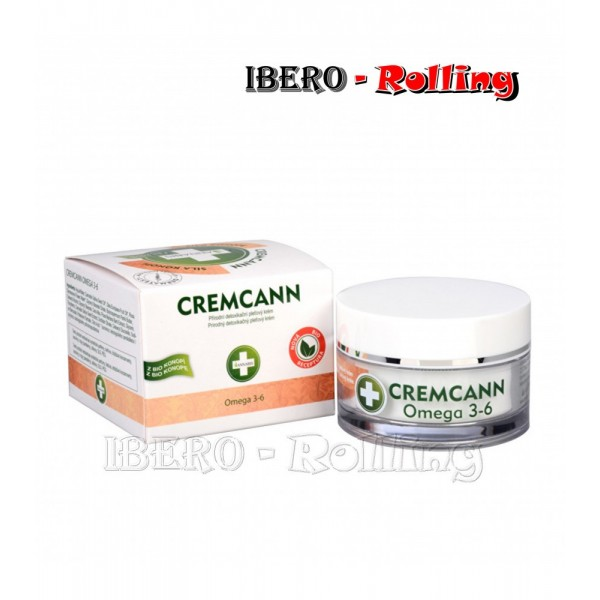 crema annabis cremcann omega 50ml