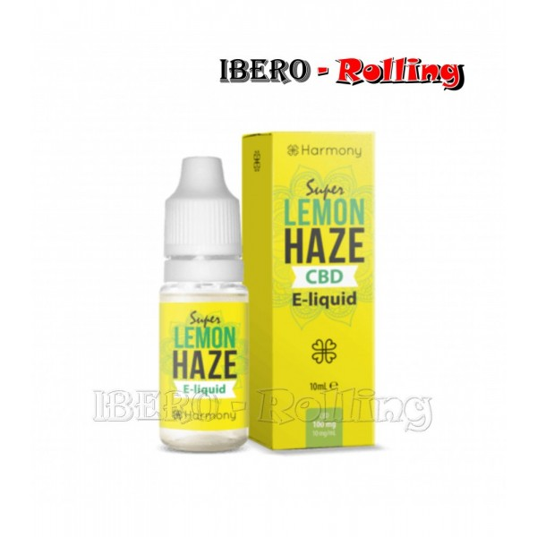 liquido harmony lemon haze 300mg