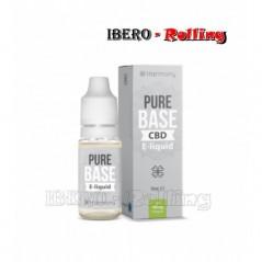 liquido harmony pure base 100mg