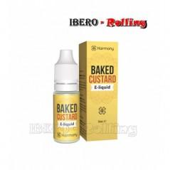 liquido harmony baked custard 100mg