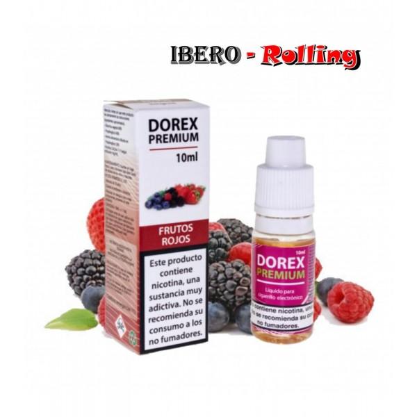 liquido dorex frutos rojos 6 mg