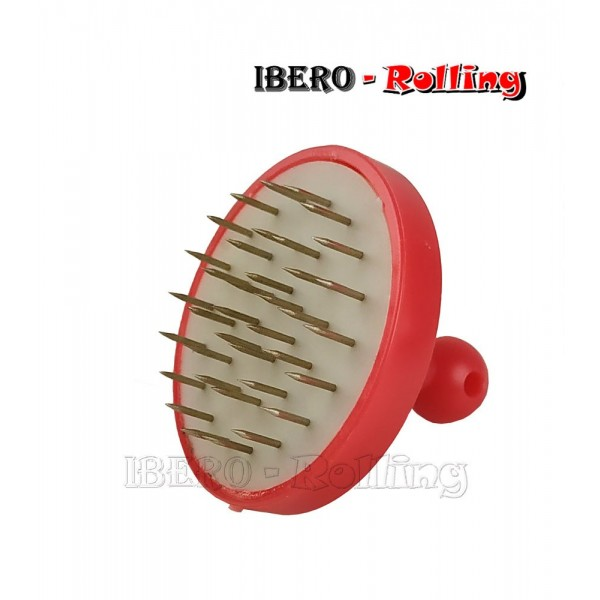 perforador shisha yahya rojo