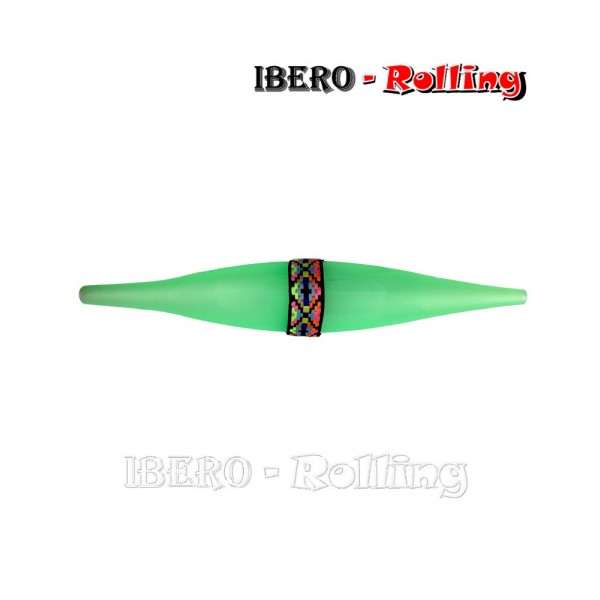 boquilla shisha bazooka congelable verde