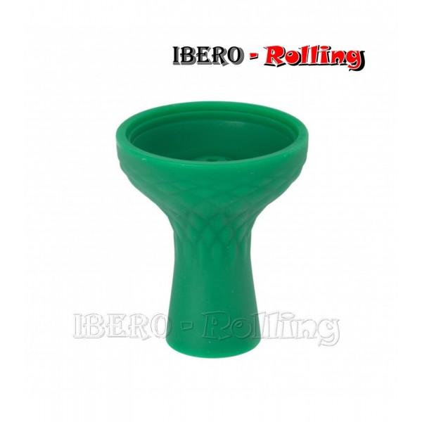cazoleta tg silicona verde