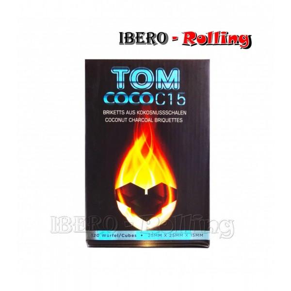 carbon tom coco blue 3kg 25mm