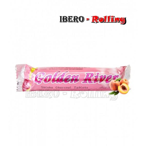 carbon golden river melocoton 33mm