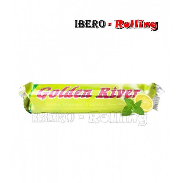 carbon golden river limon 33mm