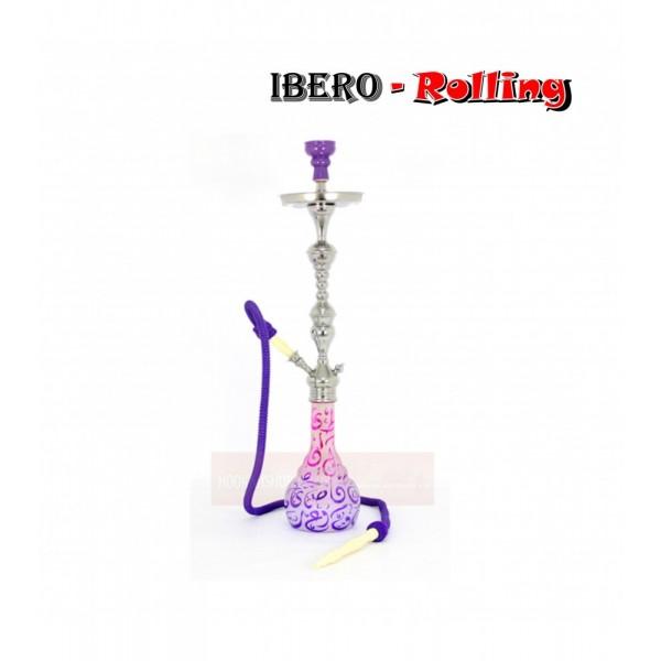 shisha aladin kairo lila 65cm