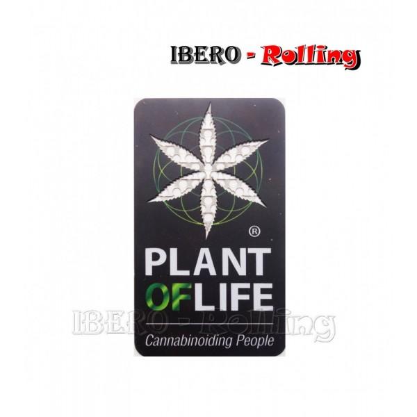 grinder tarjeta negra plant of life