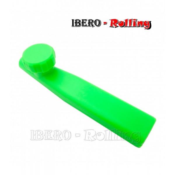 pipa silicona básico verde