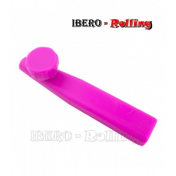 pipa silicona básico rosa