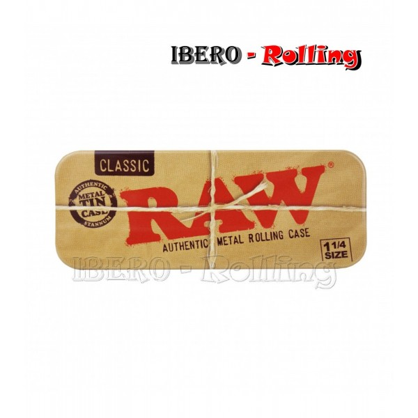 caja raw metal ocultacion roll cady 1/4