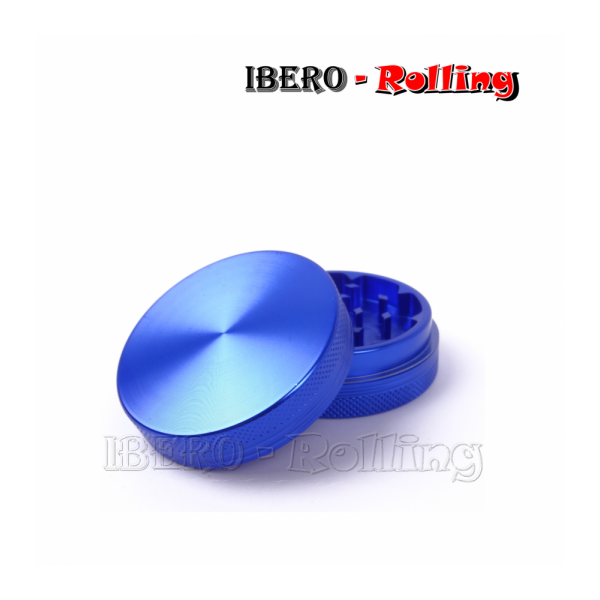 grinder tg  metal azul 50mm 2 partes