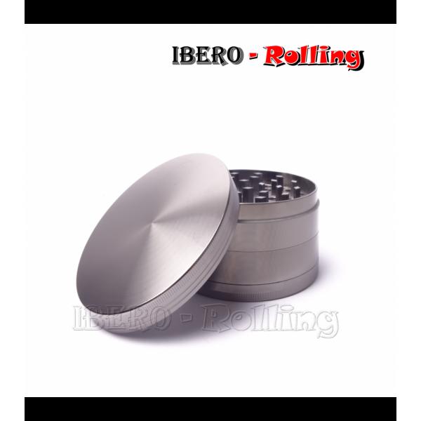 grinder tg metal grande gris 60mm 4 partes