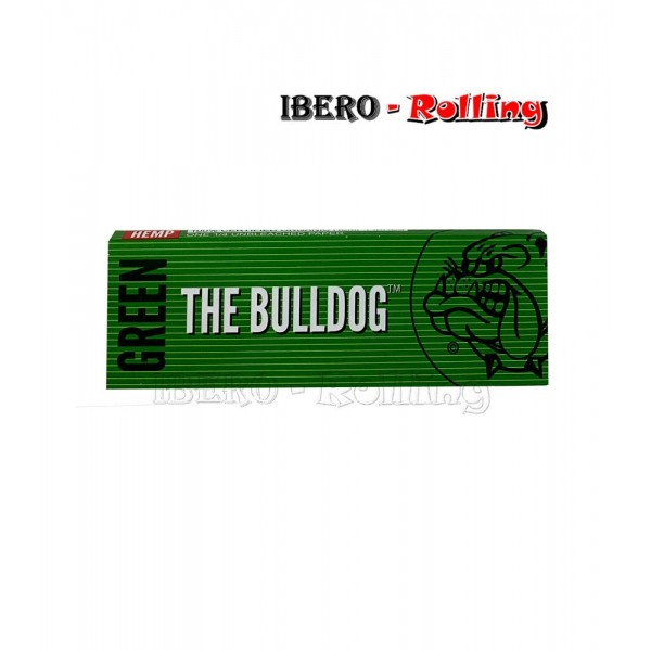 papel bulldog verde 50 78mm