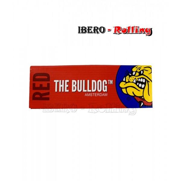 papel bulldog rojo 50 libretas 70mm