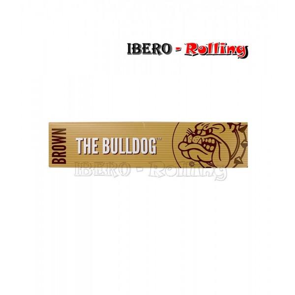 papel bulldog marron 33 110mm