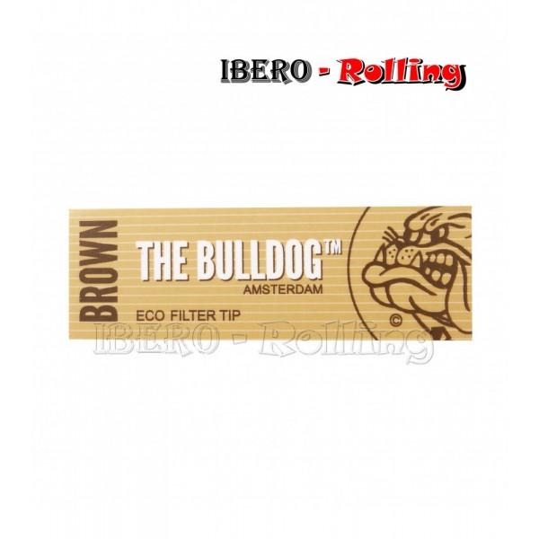 filtros bulldog eco carton marron 33 filtros