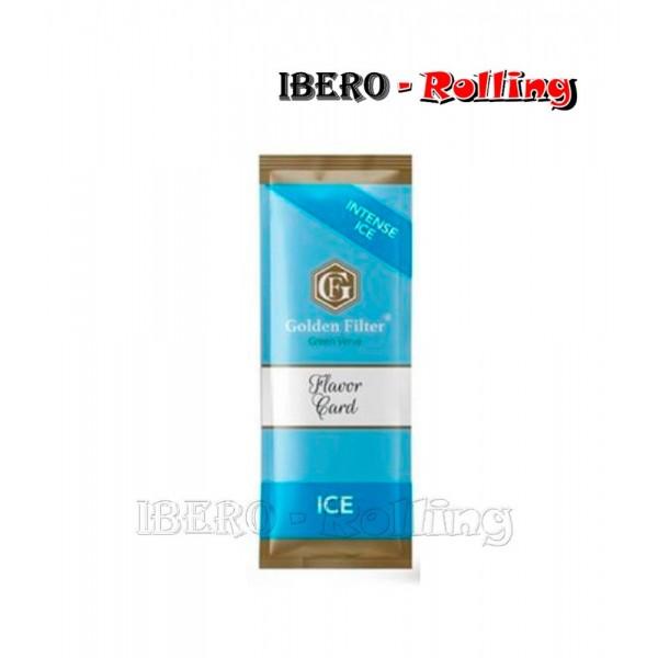 tarjeta golden filter ice intense ice