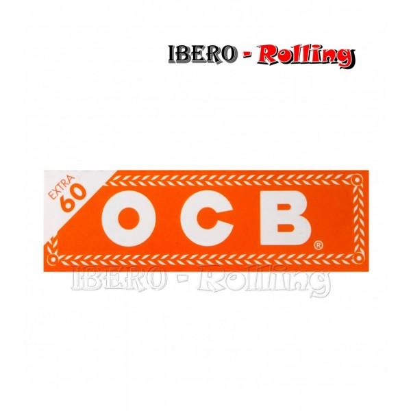 papel ocb naranja 50 70mm