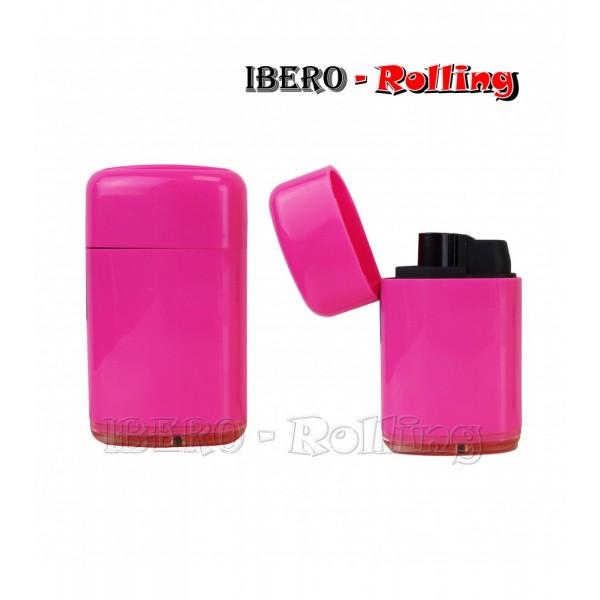 encendedor prof jet flame rosa