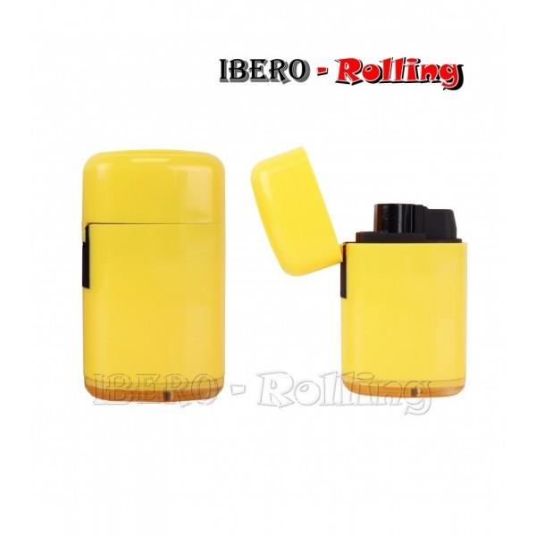 encendedor prof jet flame amarillo