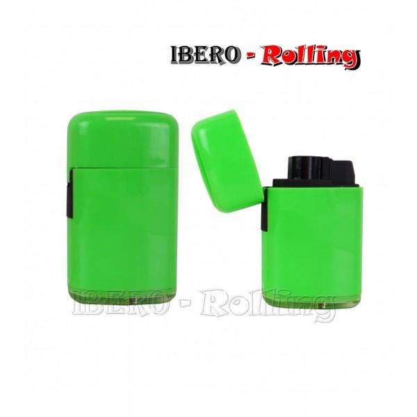 encendedor prof jet flame verde