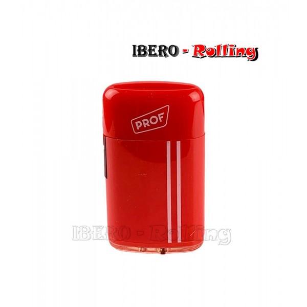 encendedor prof jet classic rojo