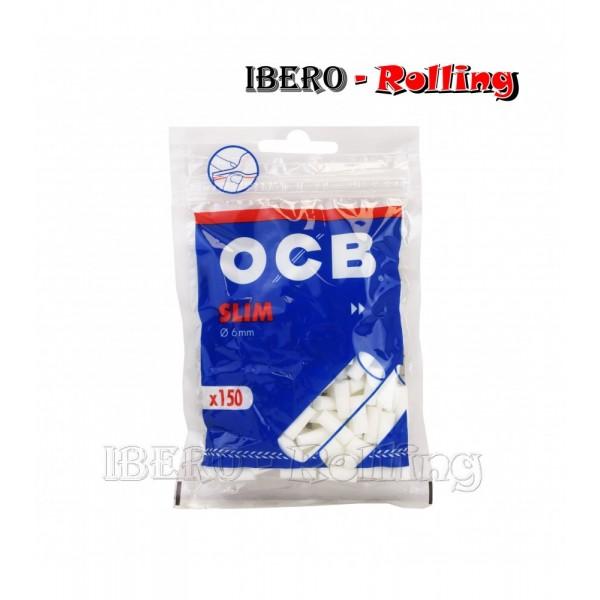 filtros ocb 6mm bolsa 150