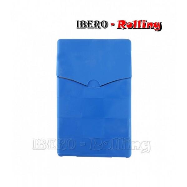 pitillera champ silicona - caja 18 uni