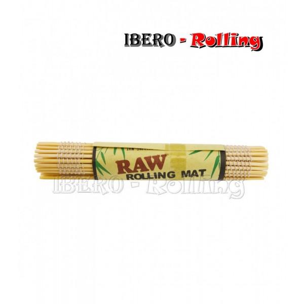esterilla raw bambú liar