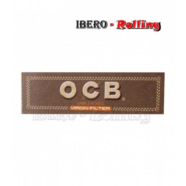 filtros ocb carton 50 marron