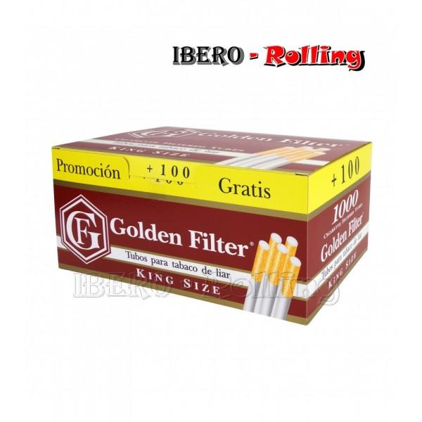 tubos golden filter 1100 tubos