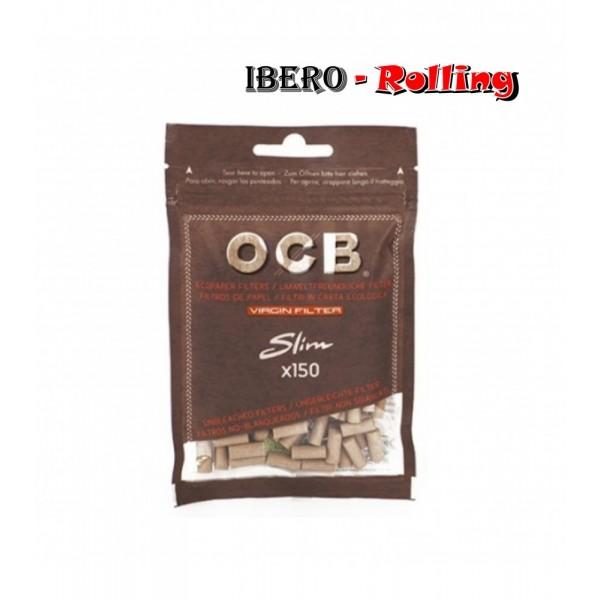 filtros ocb 6mm virgin bolsa 150