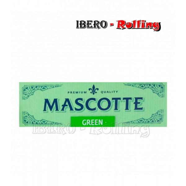 papel mascotte green 70mm