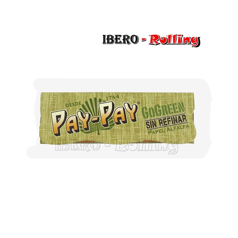 papel pay-pay alfalfa 50 78mm