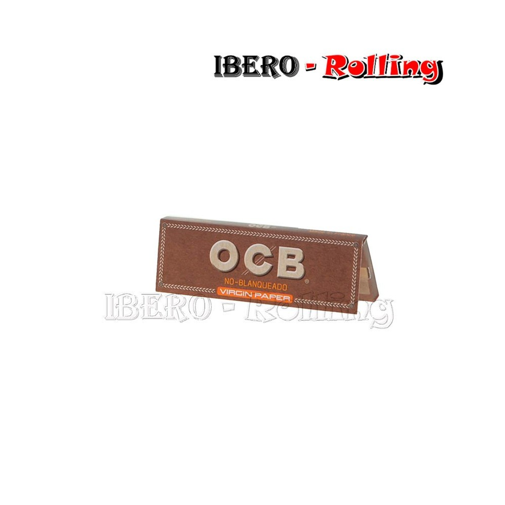 papel ocb marrón 50 78mm