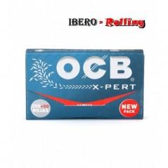 papel ocb azul 300 70mm