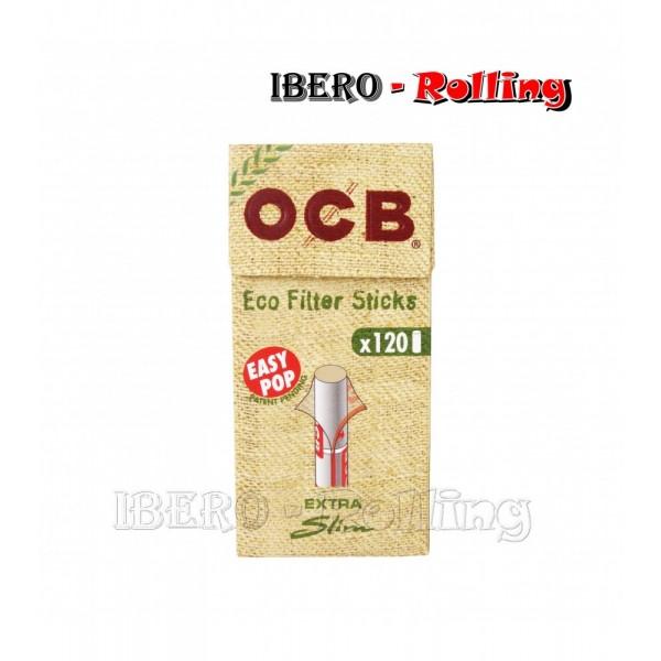 filtros ocb ecologico 5.7 mm 120