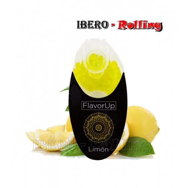 cápsulas flavor up limón