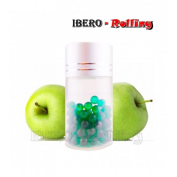 cápsulas mct aroma manzana