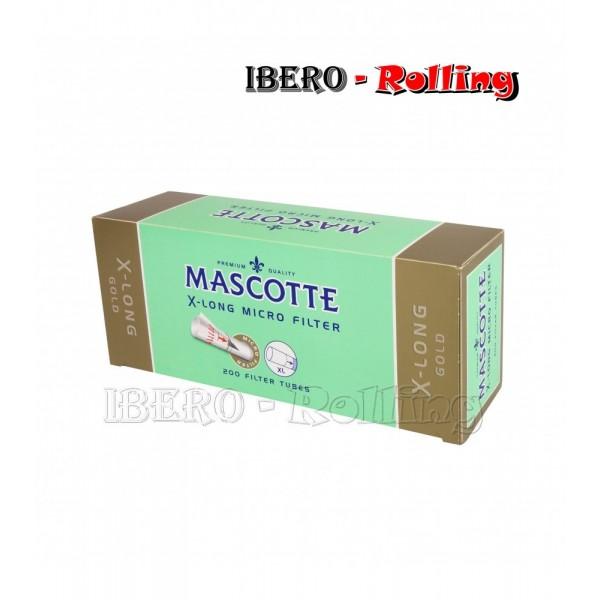 tubos mascotte gold xlong 200